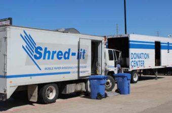 GWA Shred-It Event