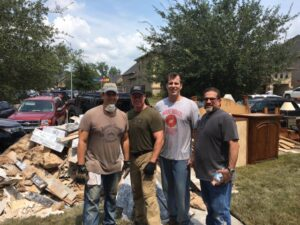 GWA team gives back after Hurricane Harvey
