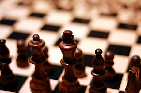 """Game of Chess?"" Christine Kongsvikhttps://www.flickr.com/photos/10896041@N08/ (CC BY 2.0) creativecommons.org/licenses/by/2.0/"