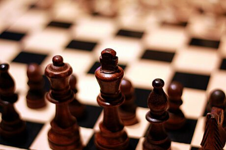 """""""Game of Chess?"""" Christine Kongsvikhttps://www.flickr.com/photos/10896041@N08/ (CC BY 2.0) creativecommons.org/licenses/by/2.0/"""