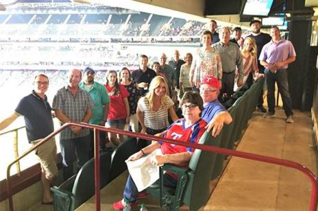 GWA at the Rangers