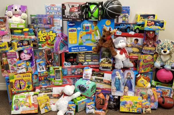 GWA 2018 Holiday Toy Drive