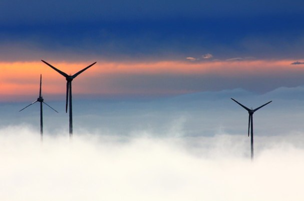 Real assets wind energy commodity