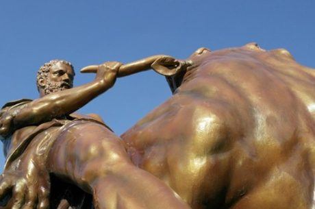 Taking the bull by the horns fed rate cut
