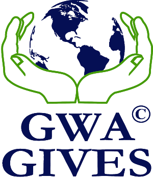 GWA Gives© Transparent Logo